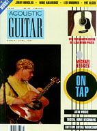 Acoustic Guitar, March/April 1991