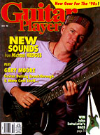 Guitar Player, October 1990